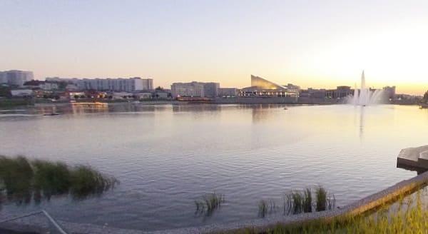 Рассказ о кладе на озере Кабан Казань