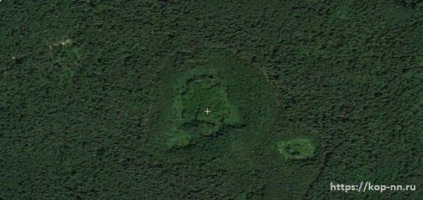Поиск места для копа с МД