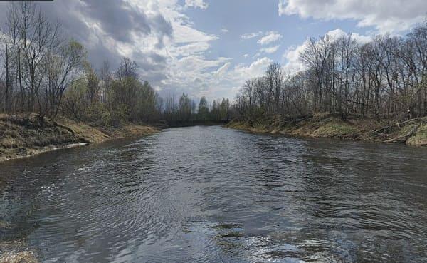 Река Керженец Нижегородская область