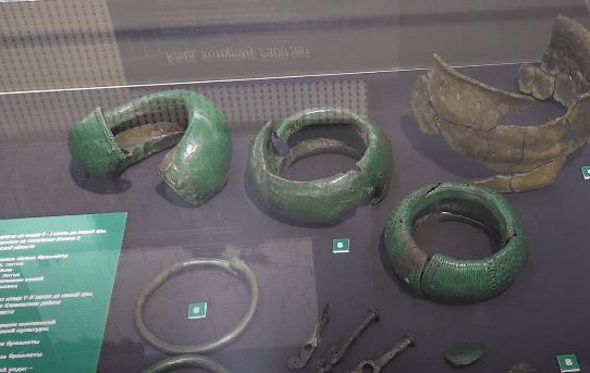 Клад раннего железного века