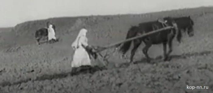 Трудовые будни крестьян фото 1911 год