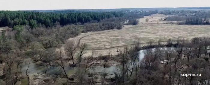 Место древнего поселения Ступинский район