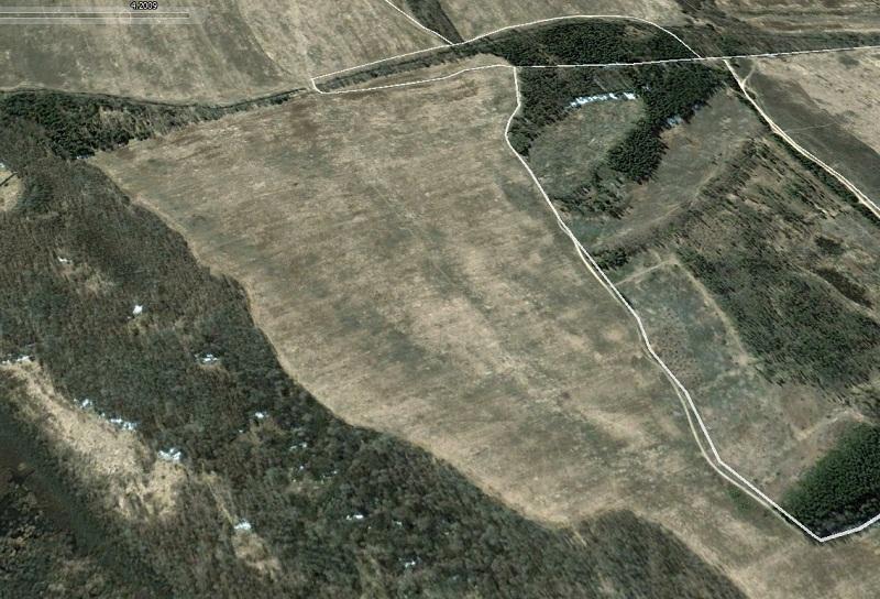 Деревенское поле 2009 год
