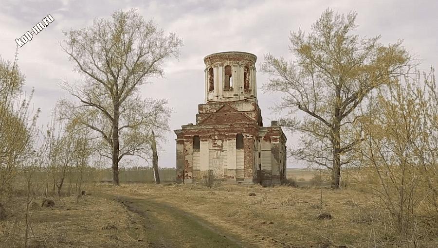 Церковь Казанской Божией Матери с. Измайлово Шатковский район