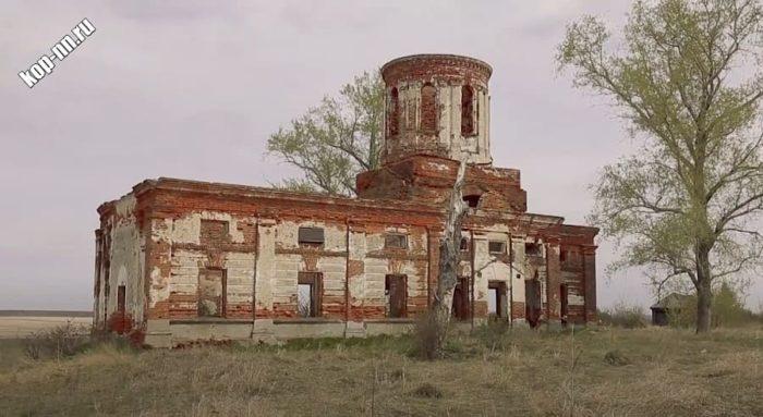 Церковь Казанской Божией Матери урочище Измайлово