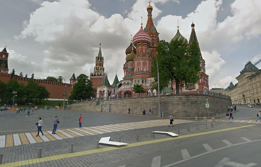 Собор Покрова Пресвятой Богородицы Москва