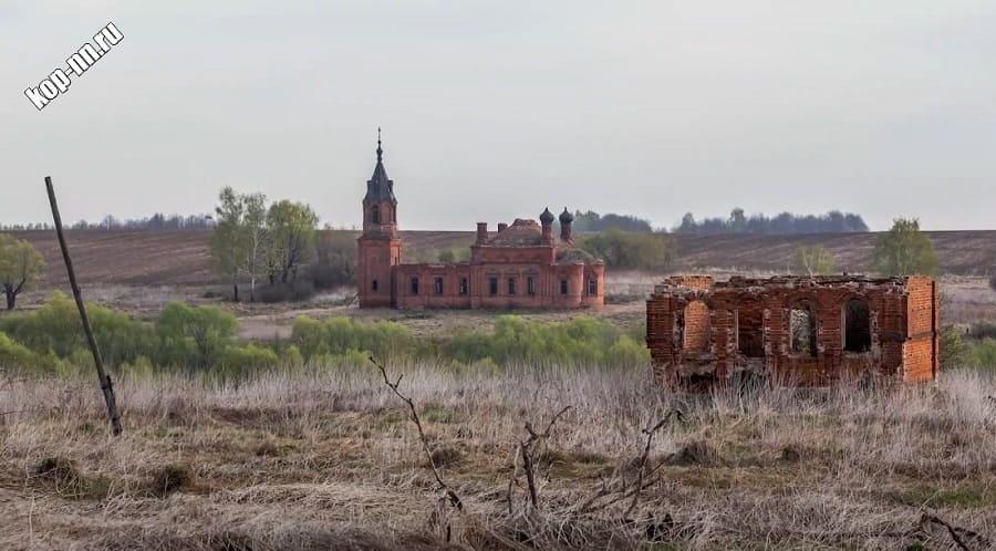 Урочище Тоузаково Шатковский район