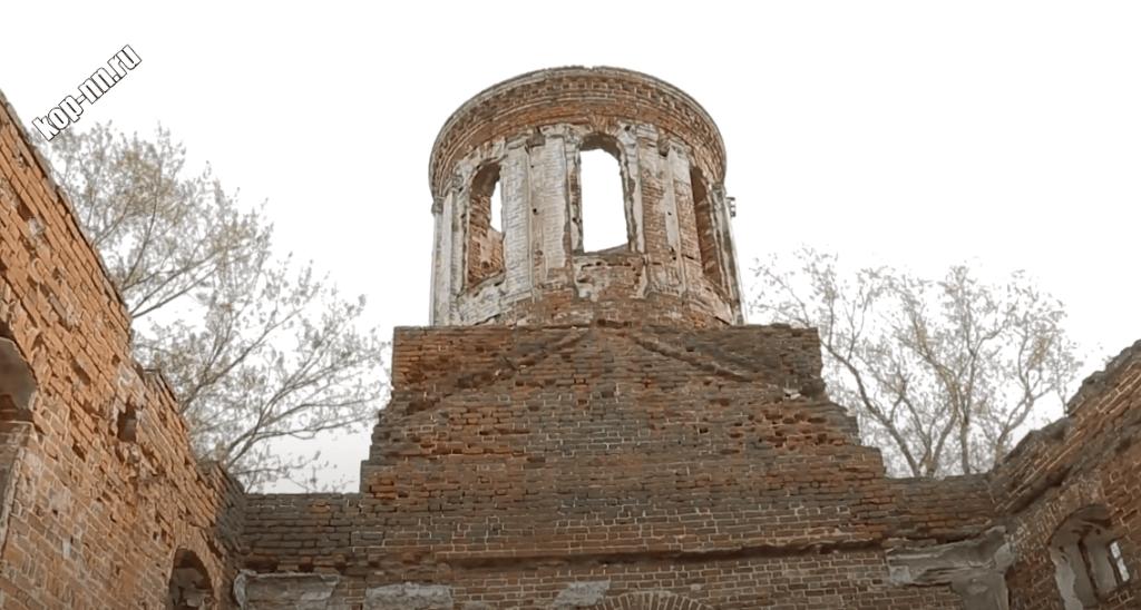 Церковь Казанской Божией Матери село Измайлово