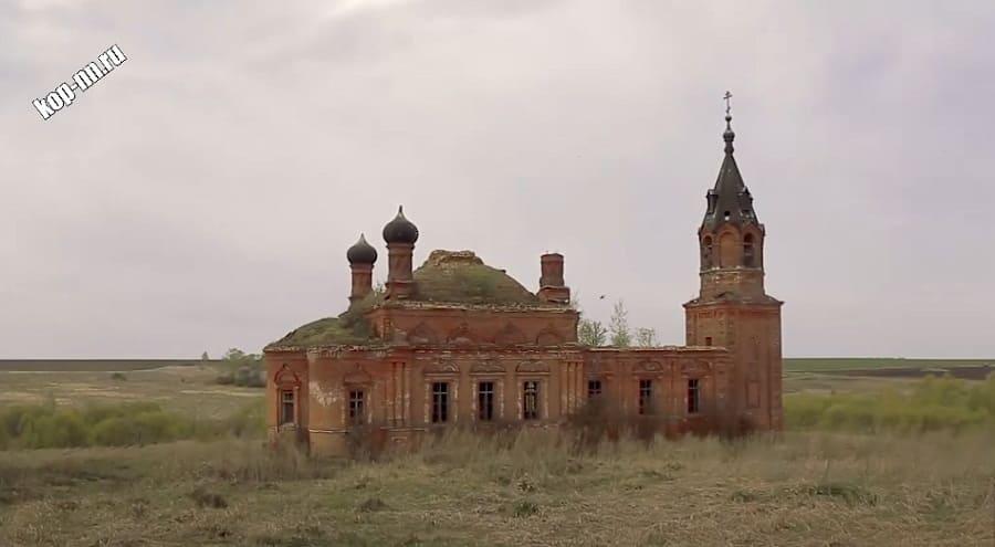 Церковь Троици Живоначальной с. Тоузаково