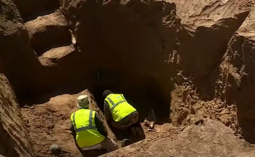 Археологические раскопки Волгоградская область