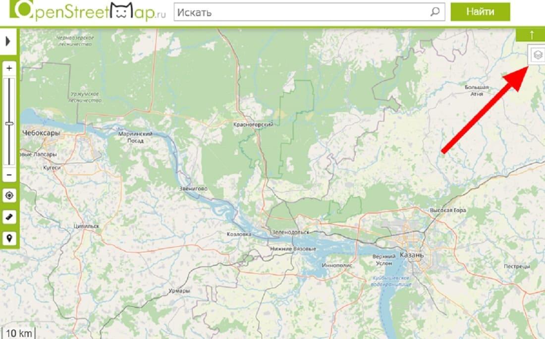 Openstreetmap - карта